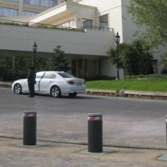 Pilomat 275/P-800A at the Marriott Hotel in Amman, Jordan