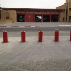 Pilomat 275/CL-800A at Kuwait Fire Department