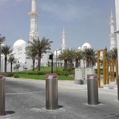 Pilomat 275/K12-900A at Sheikh Zayed Grand Mosque in Abu Dhabi