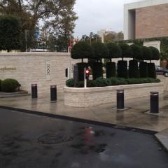 Pilomat 275/K4-700A at Shangri La Bosphorus Hotel in Istanbul