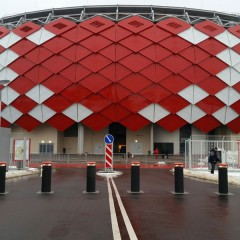 Pilomat 275/K4-900A at Spartak Stadium in Moscow