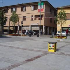 Pilomat energy B4040 at Rudiano square, Italy