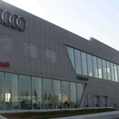Pilomat 275/P-600A at Audi Terminal in Strovolos, Cyprus
