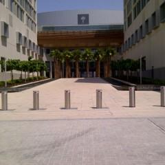 Pilomat 275/K12-900A at Abu Dhabi New York University
