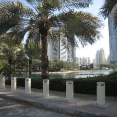 Pilomat fixed 275/K4FB-700F at Media City in Dubai