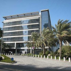 Pilomat 275/K4FB-700F at Media City in Dubai