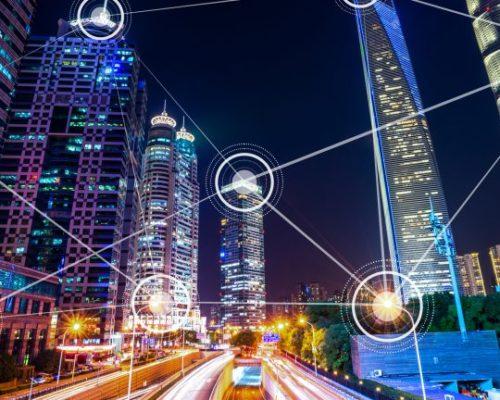 Smart city connectivity